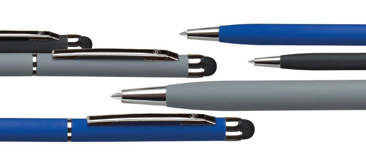 ручки Touchwriter с soft touch покрытием