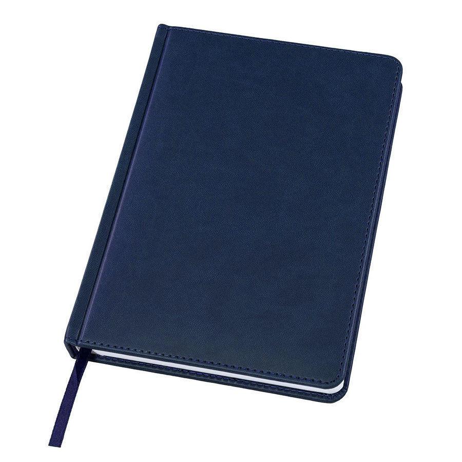 Ежедневник датированный Bliss, А5,  бордовый, белый блок, без обреза
